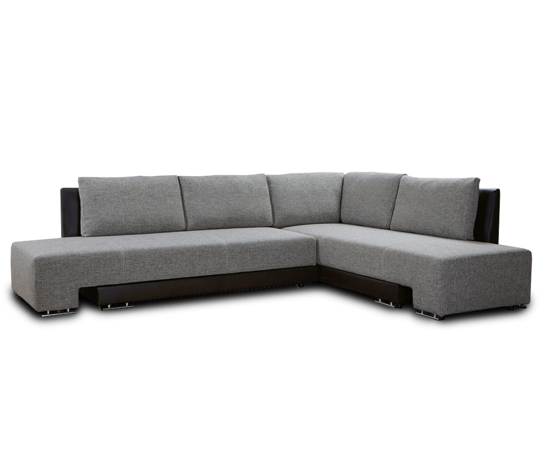 Поворотный угловой диван