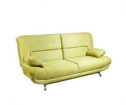 """Прямой диван """"Чикаго"""" цвет Лайм. Царь мебель"""