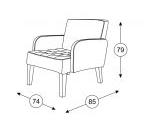 -Квадро-1-кресло