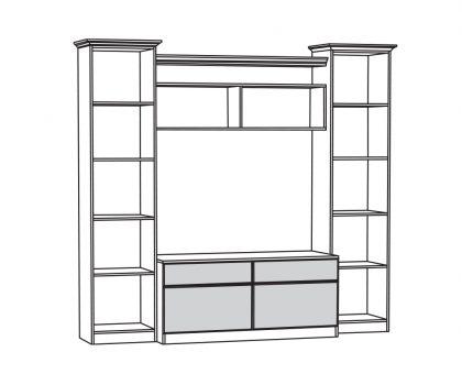 Набор мебели 2 схема