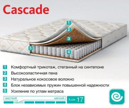 askona cascade 1