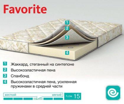 askona compact favorite 2