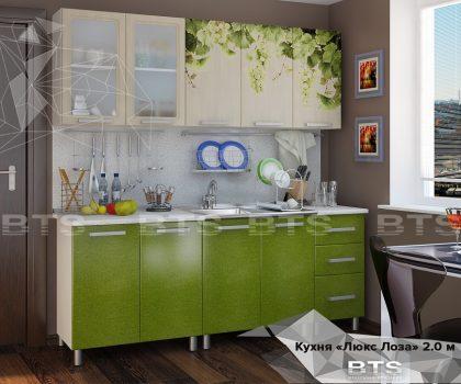 Кухня «Люкс Лоза» 01