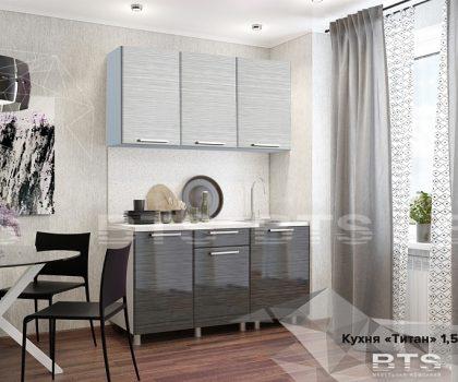 Кухня «Титан» 01